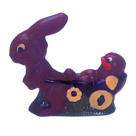 Comprar Molde de Policarbonato Conejo con Carretilla