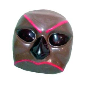 Molde de Policarbonato Máscara de Luchador