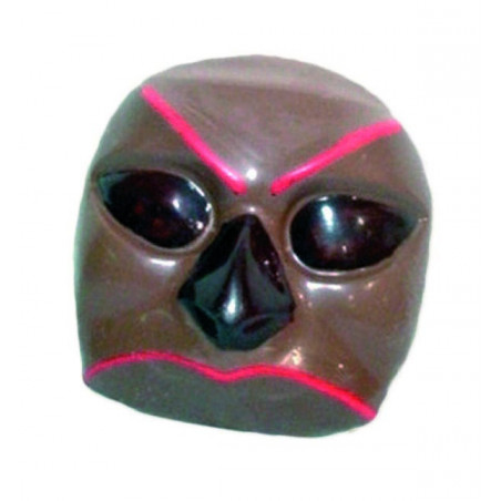 Comprar Molde de Policarbonato Máscara de Luchador