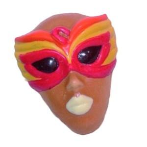 Molde de Policarbonato Máscara Carnavalesca