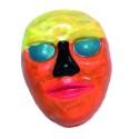 Comprar Molde de Policarbonato Máscara con Colores Vivos Profesional