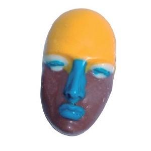 Molde de Policarbonato Máscara de Carnaval