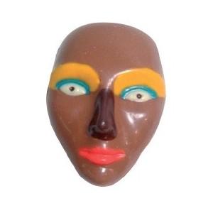 Molde de Policarbonato Máscara Simple