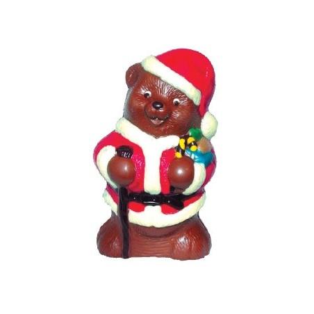 Comprar Molde de Policarbonato Oso Noel