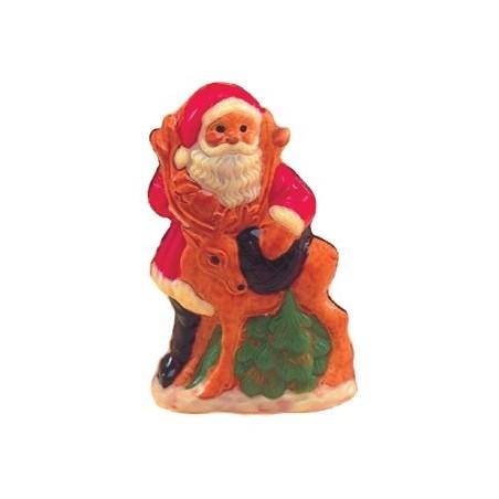 Comprar Molde de Policarbonato Papá Noel con Reno