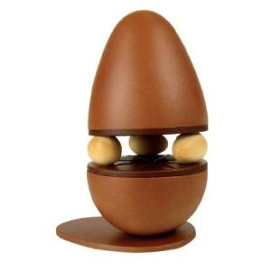 Comprar Kit Molde Termoperforado Huevo de Diseño Apoyado Sobre 3 Mini Huevos