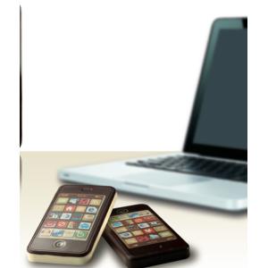 Placa Termoforma Teléfono Iphone