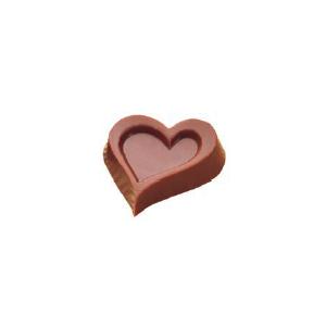 Molde para Bombones con Forma de Corazón