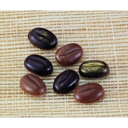Comprar Molde para Bombones con Forma de Granos Pequeños de Café