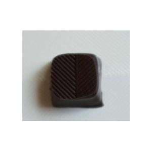 Hoja PVC para Bombón con Rayas en Forma de V Semi-Rígida