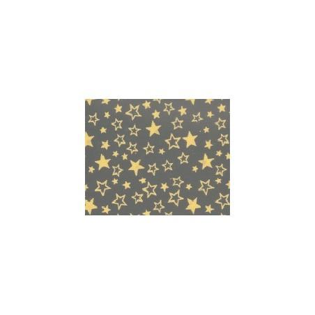 Comprar Chocotransferts de Estrellas Amarillas Doradas