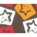 Comprar Transfer-Choco de Cuadros con Estrellas Profesional