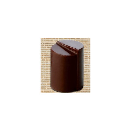 Comprar Molde para Bombones con Forma de Escalón Ovalado