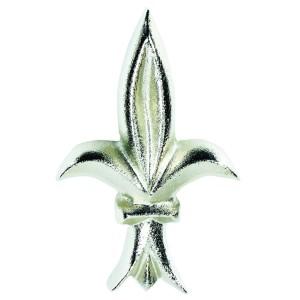 Molde de Aluminio Fundido Flor de Lis