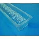 Comprar Molde plástico Tronco Navidad Hojas /12 Profesional