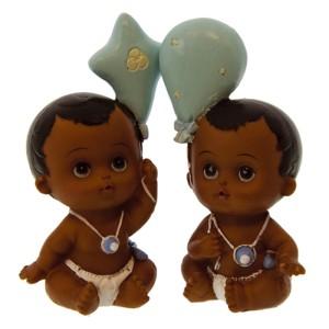 Comprar Para Bautizos de Niños de Color con Adorno de Globo