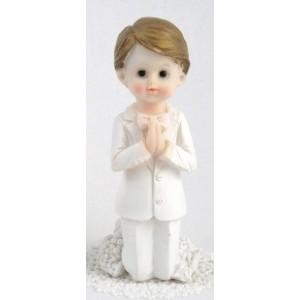 Muñeco de Comunión de Rodillas