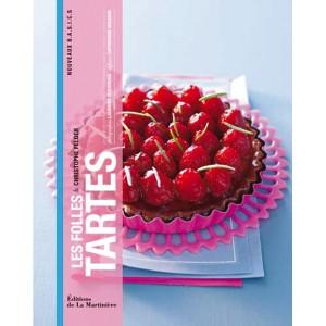 Comprar Libro Les Folles tartes de Christophe