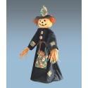 Comprar Espantapájaros Calabaza Halloween  40 cm Profesional
