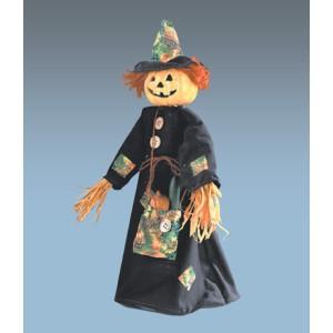 Comprar Espantapájaros Calabaza Halloween  40 cm