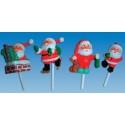 Comprar Figuras variadas Papa Noel Profesional