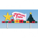 Comprar Adorno Navidad Felices Fiestas Profesional