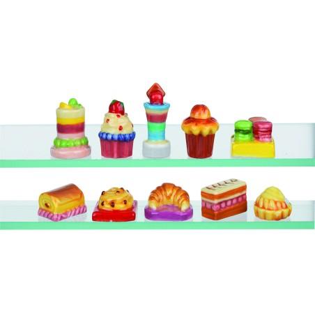 """Comprar Figuras para Roscones de Reyes """"Pasteles"""""""