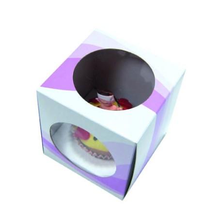 Comprar Caja Cupcake Individual