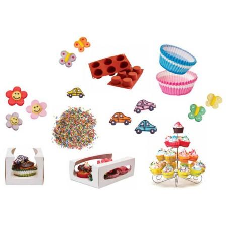 Comprar Kit para Cupcakes
