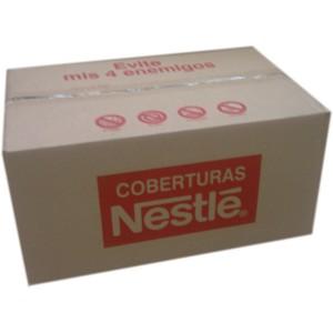 Chocolate para fundir en Fuentes