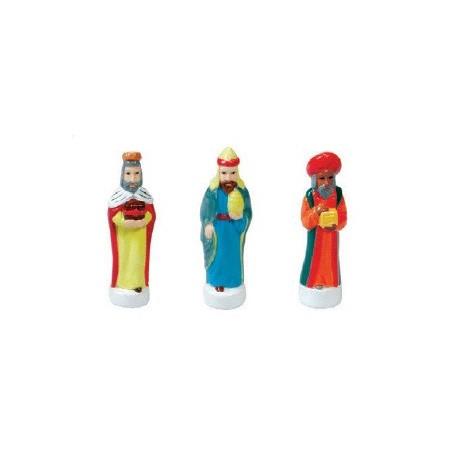 Comprar Muñecos para el Roscón de Reyes de 3 Reyes Magos