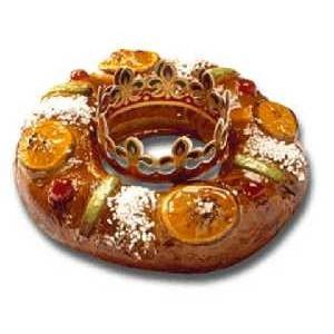 Haba Roscón de Reyes - Seca y Envuelta