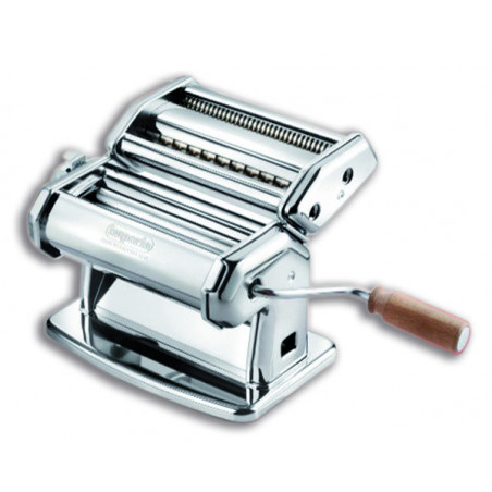 Comprar Máquina de Pasta Manual cromada