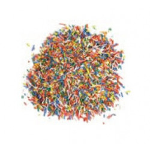 Fideos de Azúcar de Colores