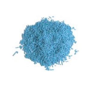 Fideo Azul Decorativo de Azúcar 1 kg.