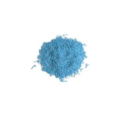 Comprar Fideo Azul Decorativo de Azúcar 1 kg.