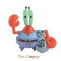 Comprar Figura de Don Cangrejo Profesional