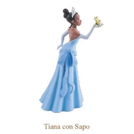 """Comprar Figura de """"Princesa Tiana + Sapo"""" de Tiana y el Sapo"""