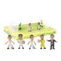 Comprar Kit de Decoración para Tartas de Figuras del Real Madrid Profesional