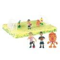 Comprar Kit de Decoración para Tartas de Figuras del Athlétic de Bilbao Profesional