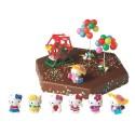 Comprar Kit de Decoración para Tartas de Figuras de Hello Kitty Profesional