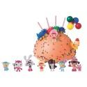 Comprar Kit de Decoración para Tartas de Figuras de Charuca Profesional
