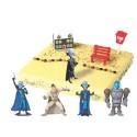 Comprar Kit de Decoración para Tartas de Figuras de Megamind Profesional