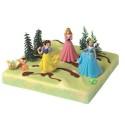 Comprar Kit de Decoración para Tartas de Princesas Profesional