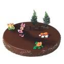 Comprar Kit de Decoración para Tartas de Minnie Pic-Nic Profesional
