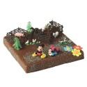 Comprar Kit de Decoración para Tartas de Figuras de Mickey y Minnie Granja Profesional