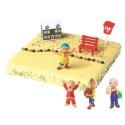 Comprar Kit de Decoración para Tartas de Figuras de Caillou Profesional