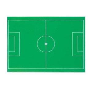 Oblea Campo de Fútbol para Tarta