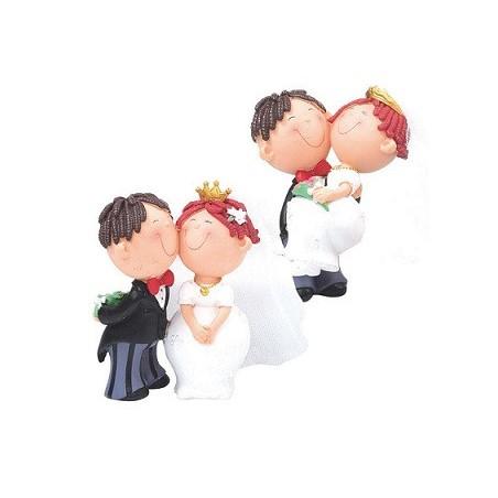 Comprar Muñecos de Recién Casados
