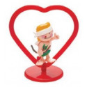 Comprar Figura Cupido Rubio Corazón Profesional